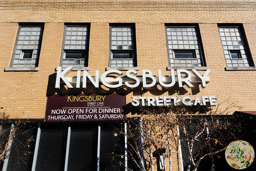 Kingsbury Street Cafe