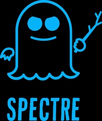 Spectre Graphic with Text