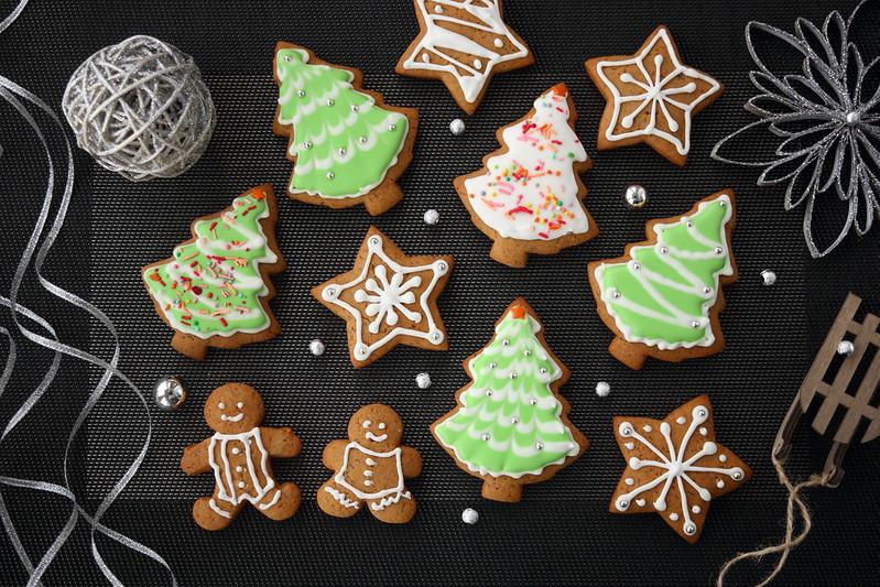 Gingerbread Cookies / Имбирные пряники