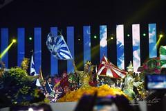 Mang Copa180106 202 Encontro do Samba palco MSPB Lucinha Nobre e Marlos Lamar bandeiras