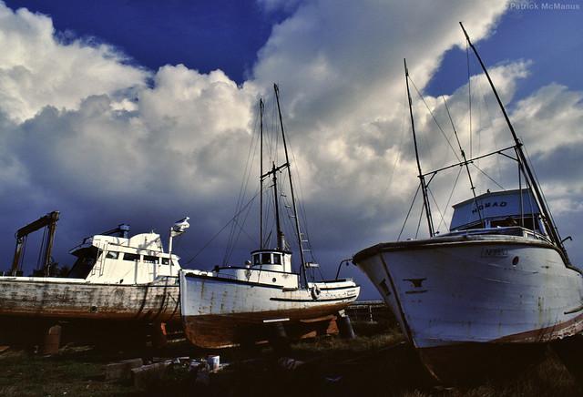 Old Boats - Kodachrome