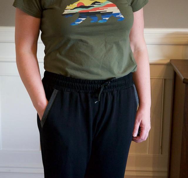 Hudson pants_waistband