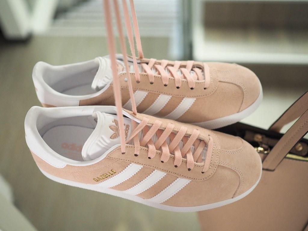 Adidas Gazelle ja Sunny Shopper by Oasis Finland