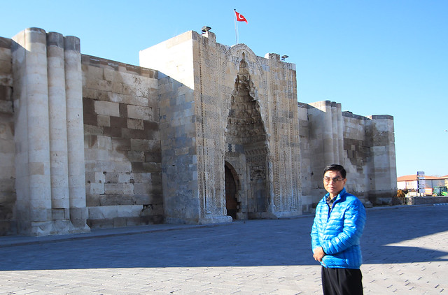 蘇丹哈尼古驛站 Sultanhanı Kervansarayı, Canon EOS 700D, Canon EF-S 10-22mm f/3.5-4.5 USM