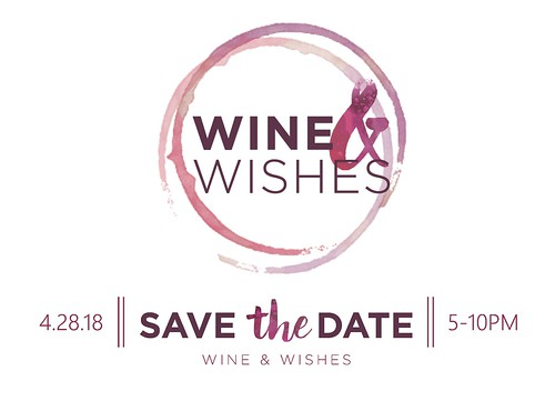 Page 1 from Emailable SaveTheDate Wine&Wishes 18