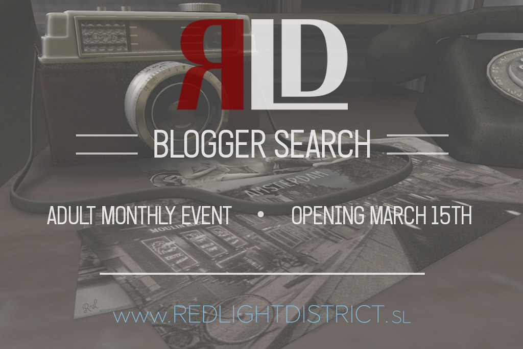 RLD – Red Light District Blogger Search