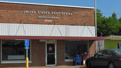 Brent, Alabama 35034 PostOffice