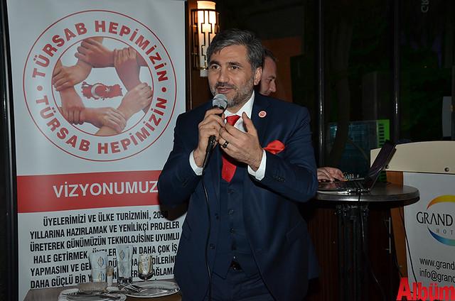 Türkiye Seyahat Acentaları Birliği (TÜRSAB) 23. Dönem Başkan Adayı Emin Çakmak