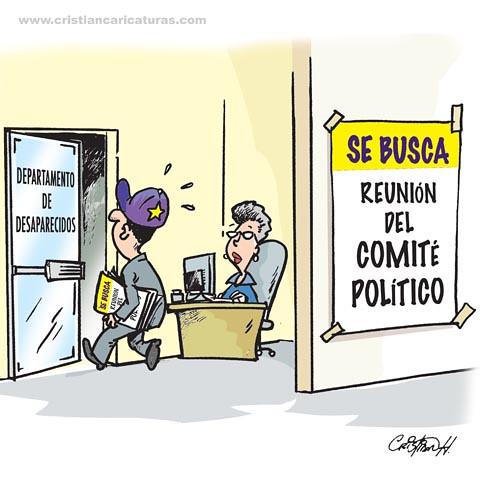 Buscando al comité