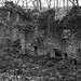 Ruined mill at Jumble Hole Clough, near Hebden Bridge