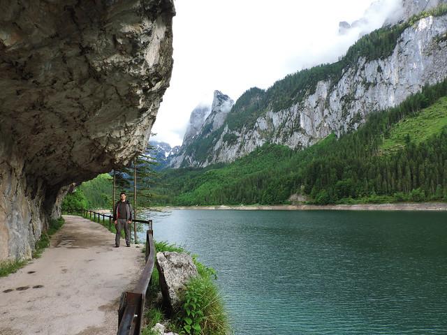 Gosausee, Gosau Valley, Salzkammergut, Austria