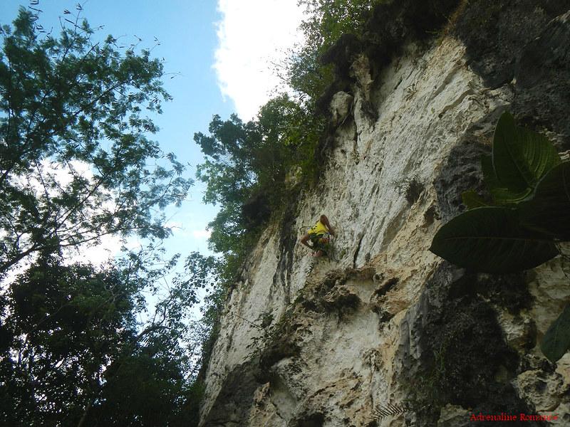 Rock Climbing in Kiokong, Quezon, Bukidnon