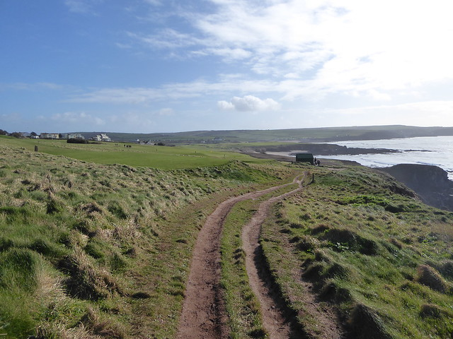 Coast path above Bantham