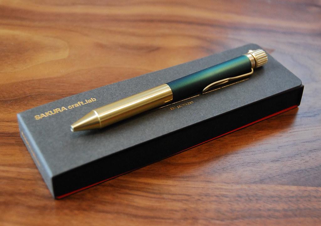 クラフトラボ001 グリーンブラック