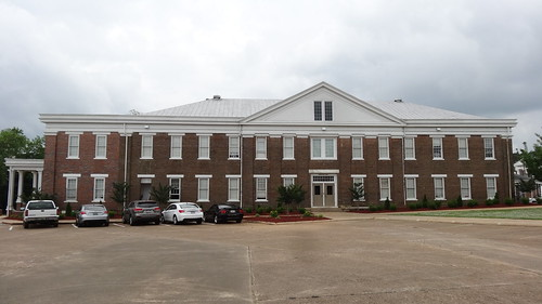 Lovelace Hall, Marion Military Institute, Marion, AL