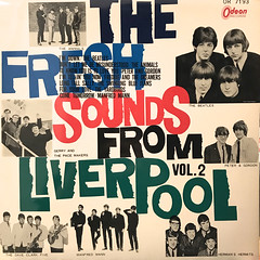 V.A.:THE FRSH SOUNDS FROM LIVERPOOL VOL.2(JACKET A)