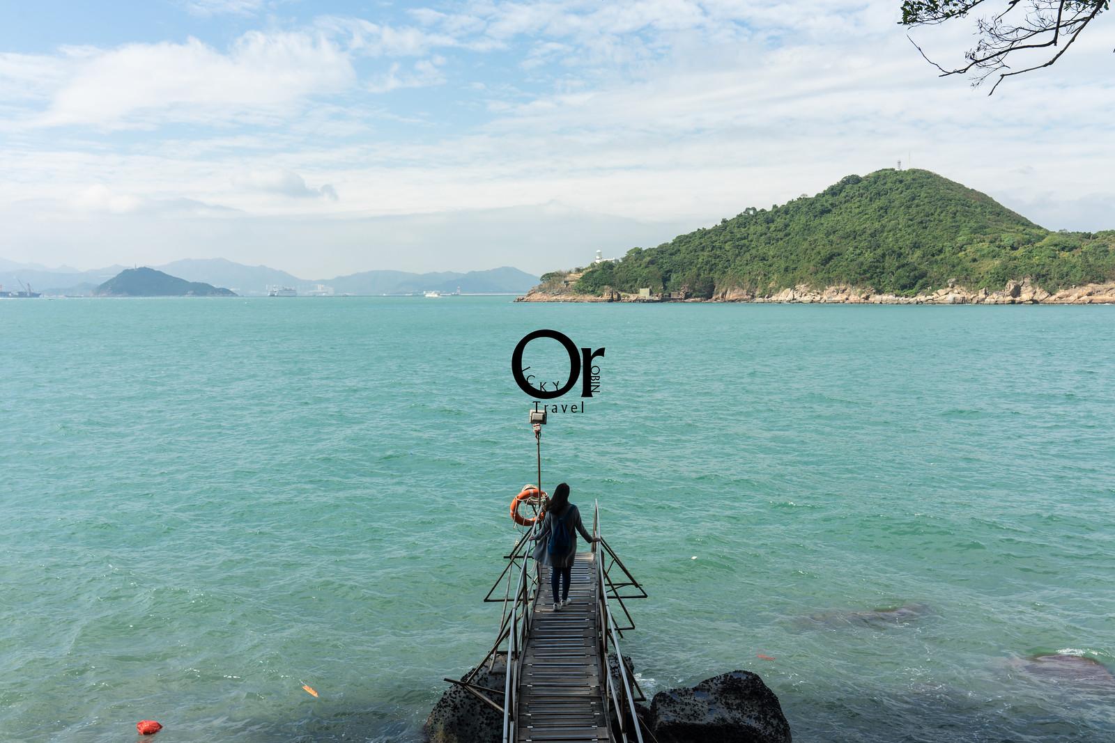 [香港|景點] 西環泳棚,香港知名打卡點,讓西環鐘聲泳棚帶你走進舊香港的天然泳池
