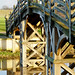 20180126 Wooden Footbridge Croome Court Worcestershire
