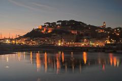 L'ora d'oro - The Golden Hour of Castiglione della Pescaia