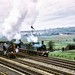 Caledonian 123 City of Truro Cardiff  April 1960 by John Wiltshire Peter Brabham collection