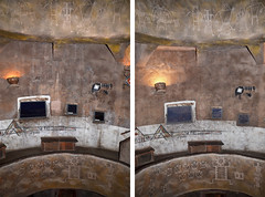 Watchtower Level 3 - Before & After Conservation Work - 6566
