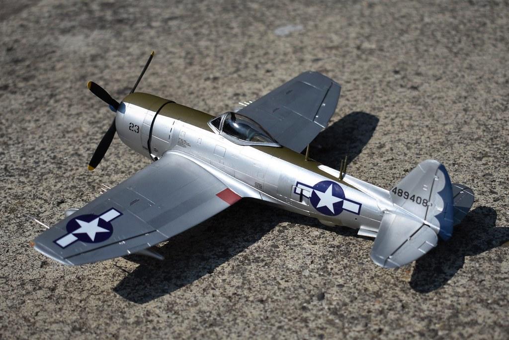 P-47N model 5