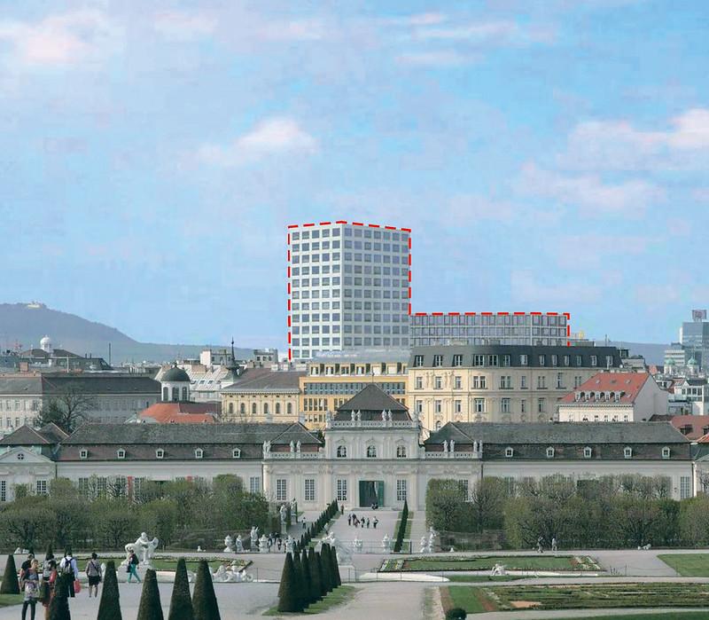 Historic Centre of Vienna, AUSTRIA