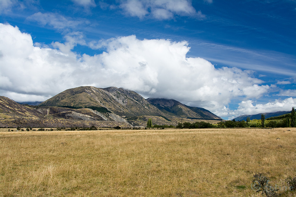 North, Canterbury, landscape, South, Island, New, Zealand, Aotearoa, Kaido Rummel