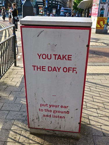 Take the Day Off, Leeds, UK