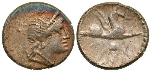 Celtic Imitation Denarius