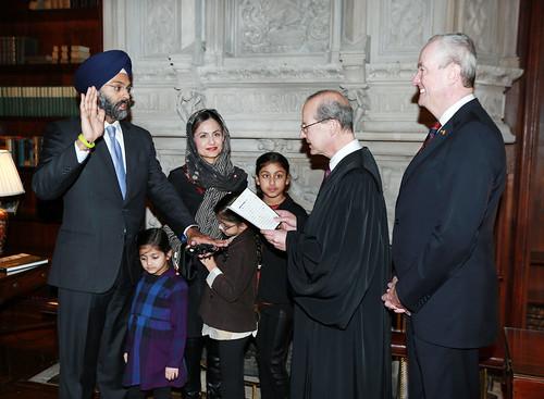 Attorney General Swearing In