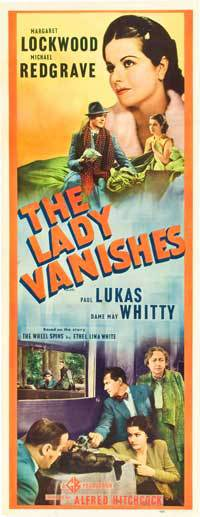 The Lady Vanishes - 1938 - Poster 4