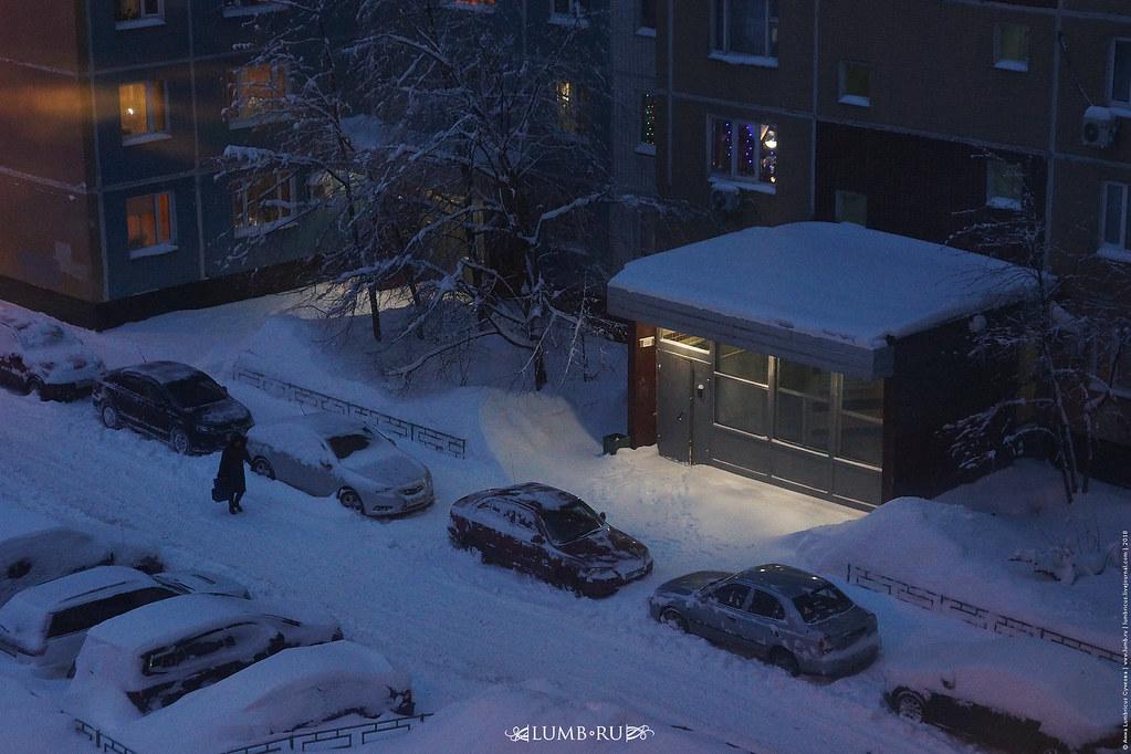 2018 02 04 Снегопады