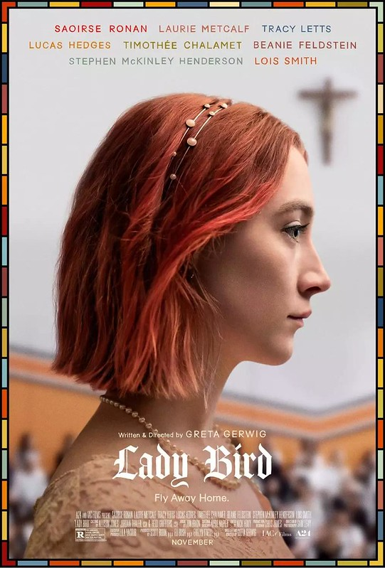 Lady Bird - Poster 2