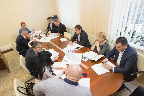 07.02.2018 Şedinţa Comisiei juridice, numiri şi imunităţi