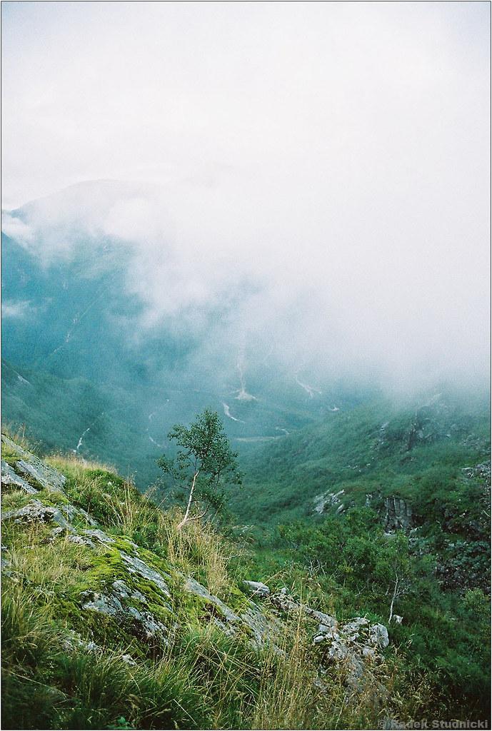 Mgła w Norwegii
