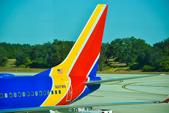 Southwest Airlines –  Boeing 737-7H4 N917WN @ Tampa International