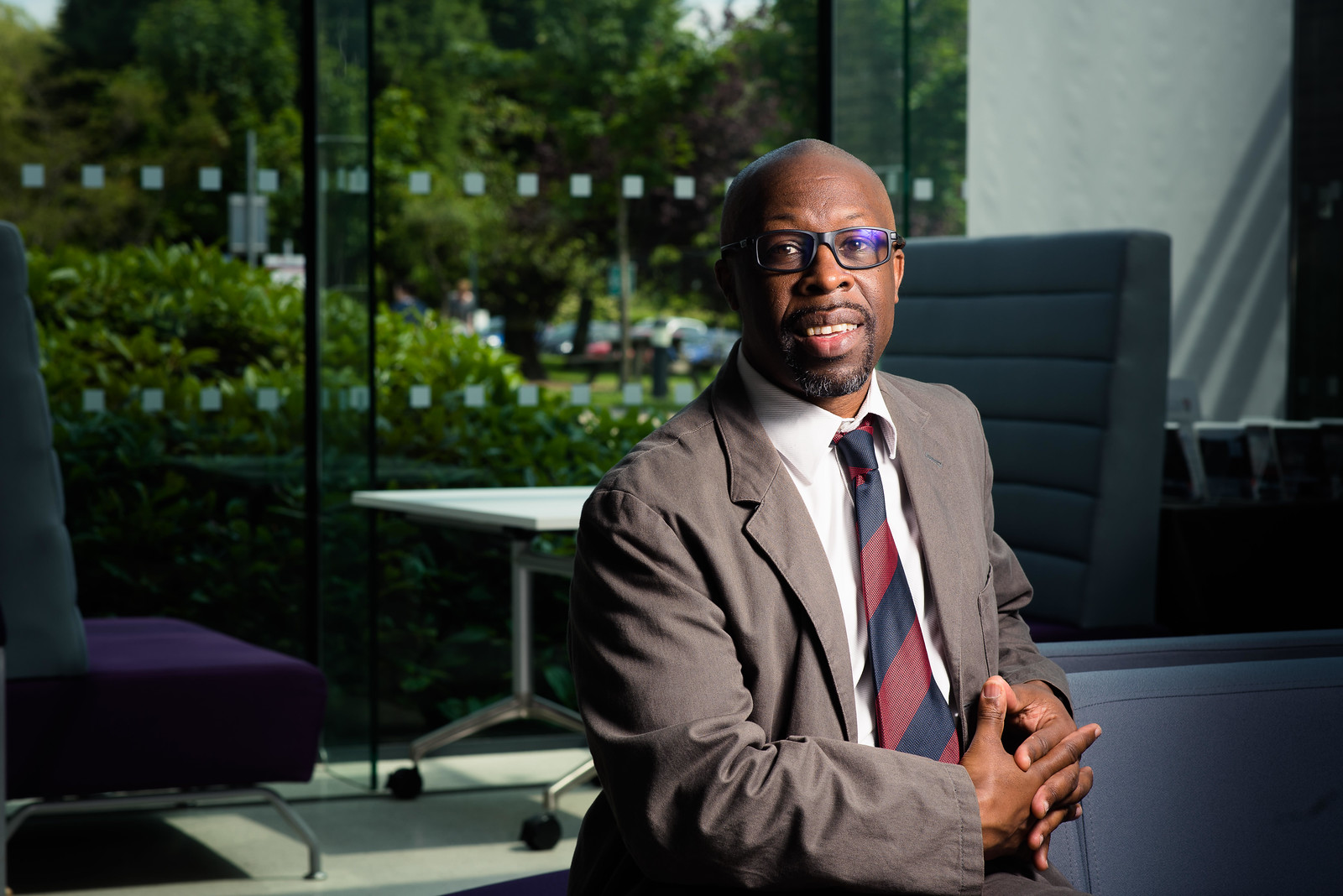 Kevin Hylton, Head of the Centre for Diversity & Inclusion, Leeds Beckett University
