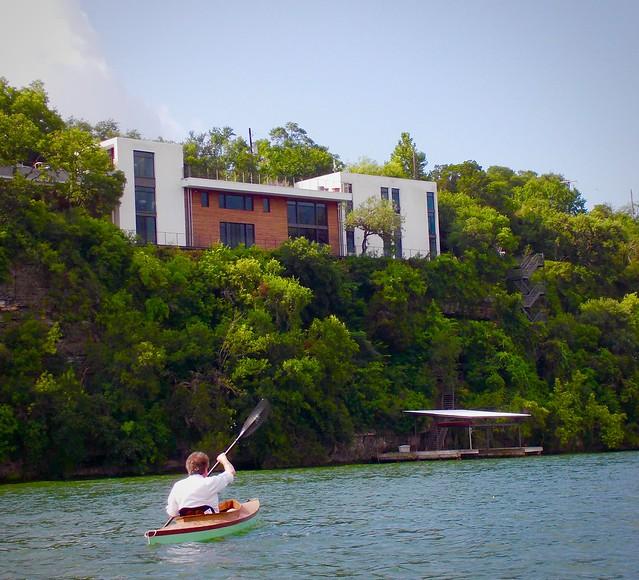 Sager Home on Lake, Nikon COOLPIX S30