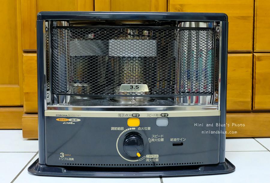 corona煤油暖爐.日本暖爐推薦01