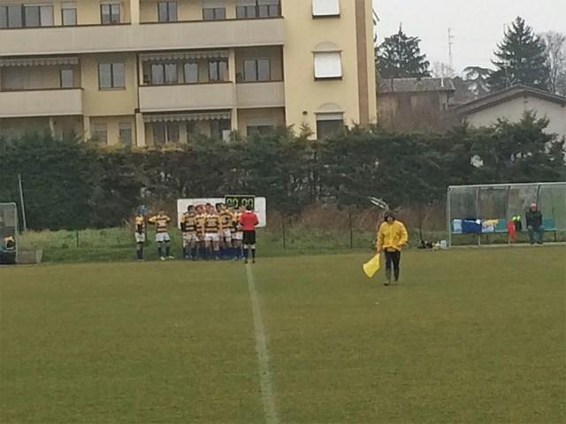 UNDER 18 - Stagione 2017/18 - RPFC vs Noceto (Foto Bianconcini)