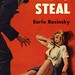 Signet Books 1286 - Earle Basinsky - The Big Steal