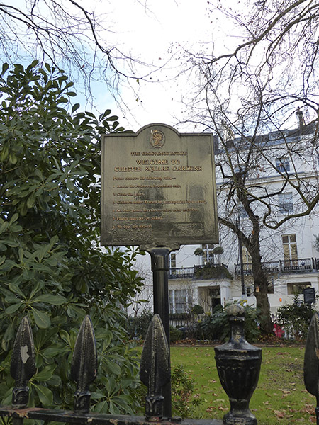 chester square gardens