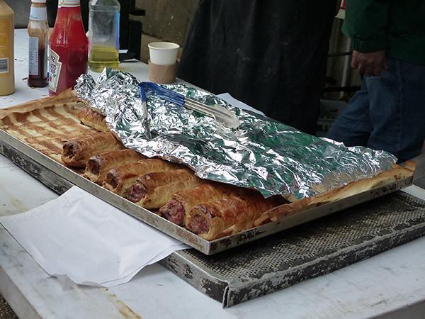 sausage rolls 2