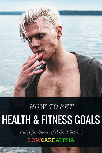 How to set health and fitness goals rules for successful goal setting
