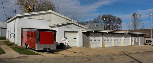 Fire Station - Gratiot, WI