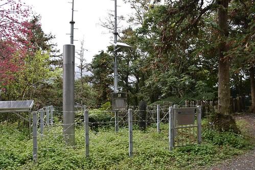 瓦拉米步道-佳心駐在所-氣象局佳心觀測站