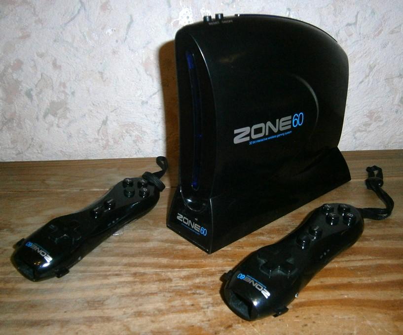 Zone 60 console