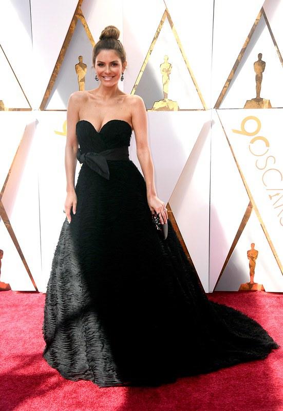 Oscar 2018  платья