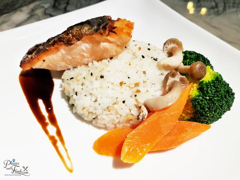 tokyo secret mid valley salmon